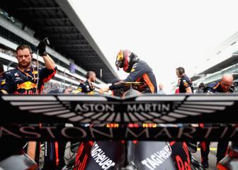Verstappen completó en Rusia la remontada más rápida del 2018