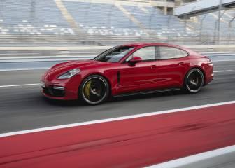Porsche Panamera GTS: 460 CV para el gran turismo