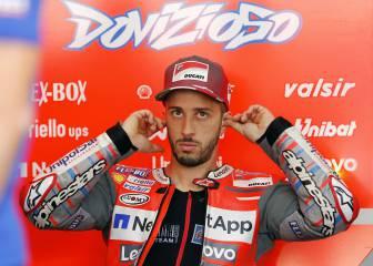 """Dovizioso: """"En estos momentos, la Honda es perfecta para Marc"""""""