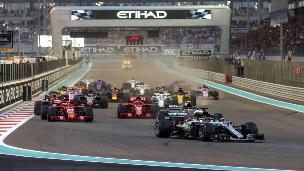 F1 2019 Calendario.F1 Confirms The 2019 Calendar Lalasport Com
