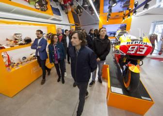 El Repsol Racing Tour hace un guiño a Angel Nieto en Zamora