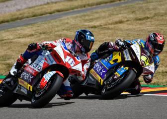 MotoE arranca a 2 segundos de M3, a 4.5 de M2 y a 8 de MotoGP