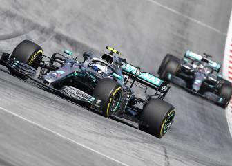 Mercedes cambia de estrategia y no esconde sus cartas