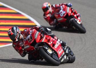 Ducati se queda sin vacaciones