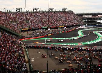 México se queda en la F1