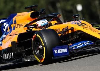 """Carlos Sainz: """"El nuevo motor Renault no se nota nada"""""""