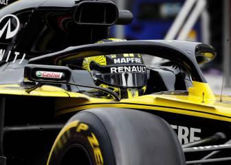 Renault pierde dos MGU-K por una contaminación de fluidos