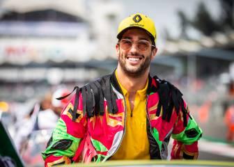 ¿Qué fue de Daniel Ricciardo?