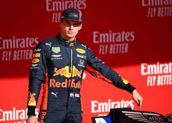El punto débil de Verstappen sale a relucir a finales de 2019