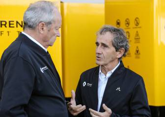 Abu Dhabi podría ser la última carrera de Renault en la F1