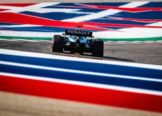 Renault no comenta su posible salida de la F1 a finales de año