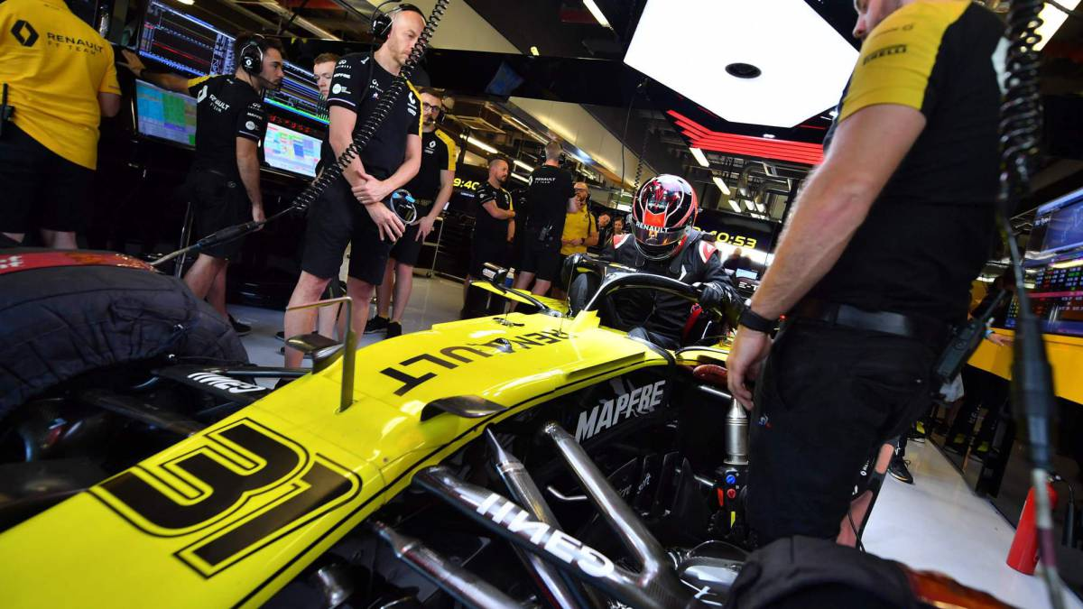 """Ocon-after-debuting-with-Renault:-""""The-engine-has-impressed-me"""""""