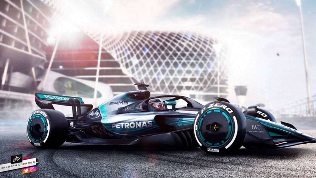 This would be the Mercedes of 2021 - Sports News - Latest Sports ...