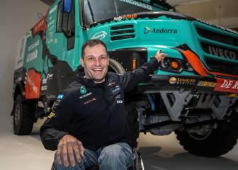 "Dakar | Albert Llovera: ""Los camiones son flipantes"" 1"