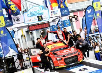 Rally Pepe López correrá con Citroen en Montecarlo 1