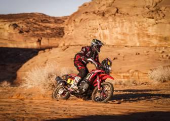 Dakar   Brabec impone su ley y primera buena noticia para Barreda 1
