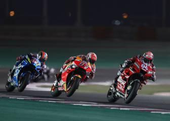 Motor V4 a 90º vs motor en línea: la gran batalla de MotoGP 1