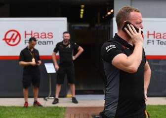 F1 | Síntomas de coronavirus en el paddock del GP de Australia 1