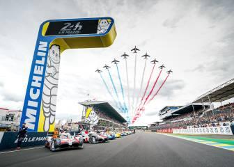 El coronavirus golpea a las 24H de Le Mans: aplazadas al 19-S