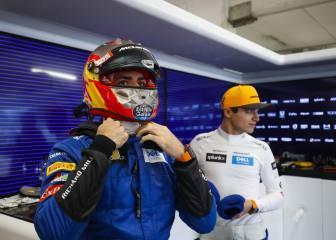 ERTE en McLaren más rebaja en el sueldo de Sainz y Norris