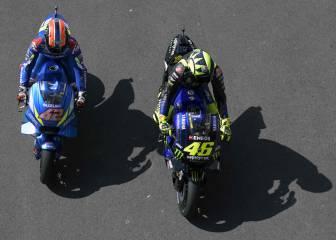 En Suzuki no hay sitio para Rossi 1