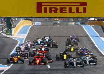 El GP de Francia se cancela, pero la F1 anuncia las bases de su calendario para 2020