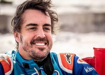 Alonso ya admite que la F1 es una posibilidad real