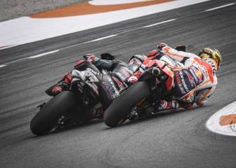 Menos motores en MotoGP