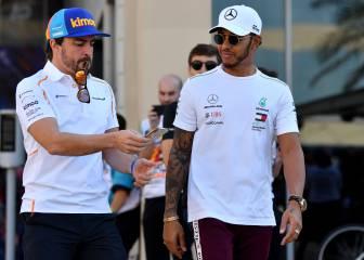 """""""Alonso y Hamilton comparten instinto asesino: Fernando más implacable y Lewis más cortés"""""""
