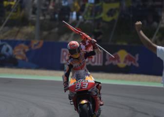 12+1 citas para MotoGP en Europa, con 7 en España