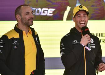 Sin rencor hacia Ricciardo