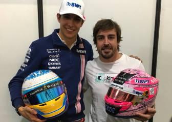 """""""Quiero que Alonso sea mi compañero en Renault"""""""