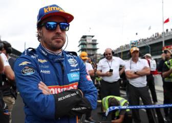 Fernando Alonso está cerca de volver a la F1 con Renault