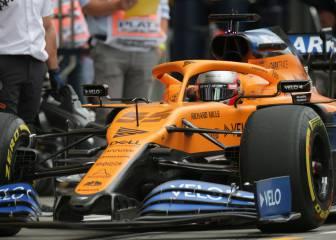 Carlos Sainz rozó el podio: \