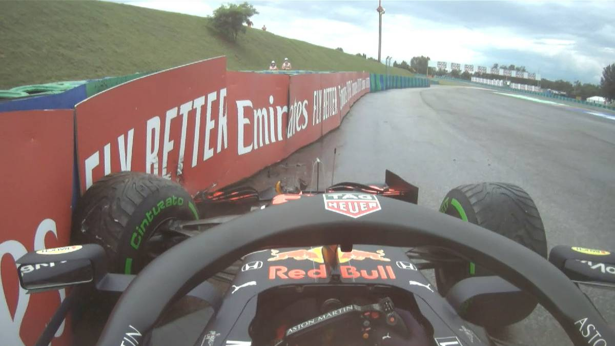 Incredible:-Verstappen-crashes-on-recognition-lap