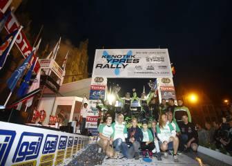 WRC: Turquía cambia su fecha para dar paso a Bélgica