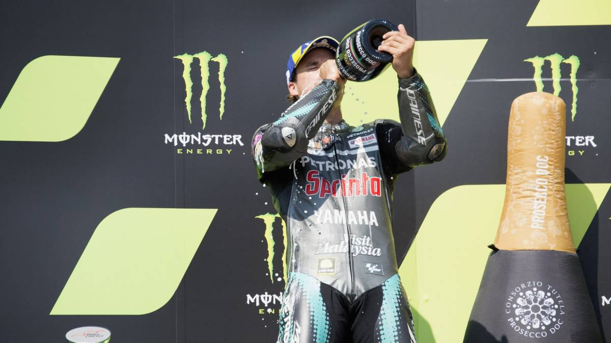 Rossi's-heartfelt-and-thrilling-joy-for-Morbidelli's-podium