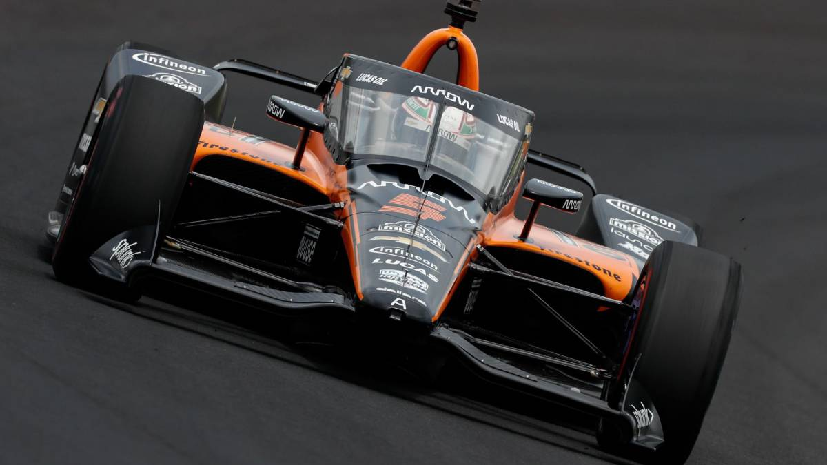 O'Ward-Alonso's-partner-the-best-of-'Carb-Day'