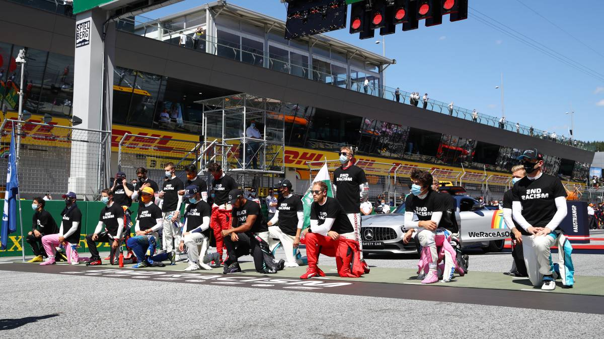 Minutes-of-silence-against-racism-and-by-Hubert-in-Spa