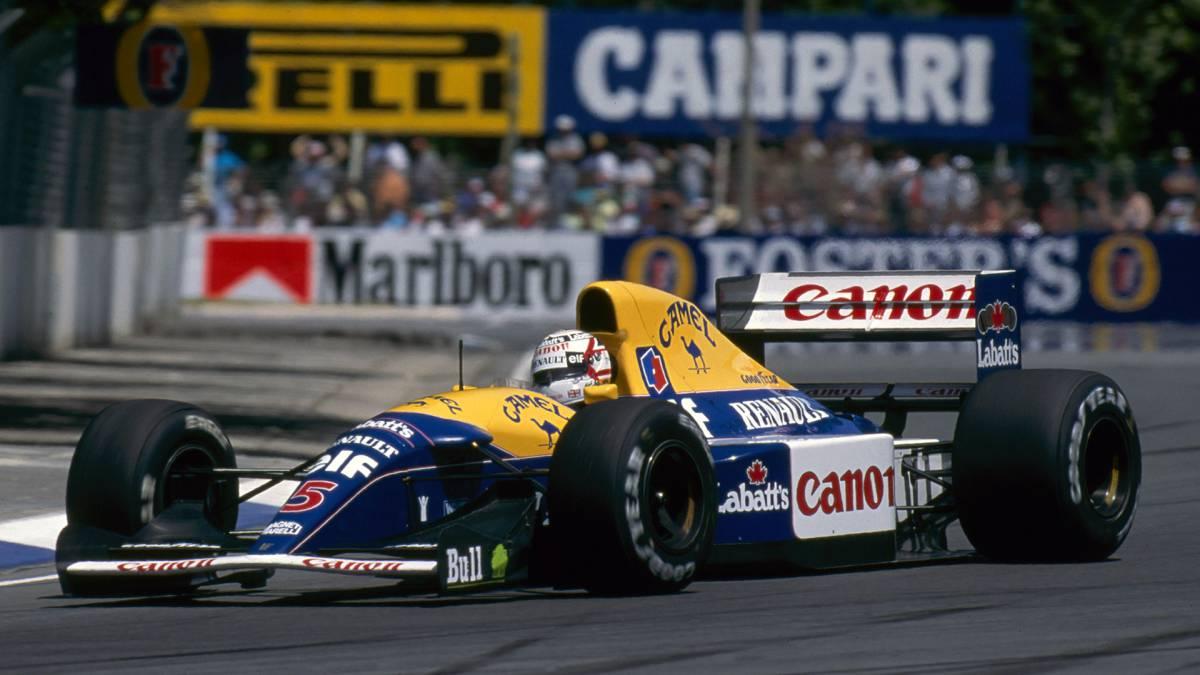 Vettel's-Williams