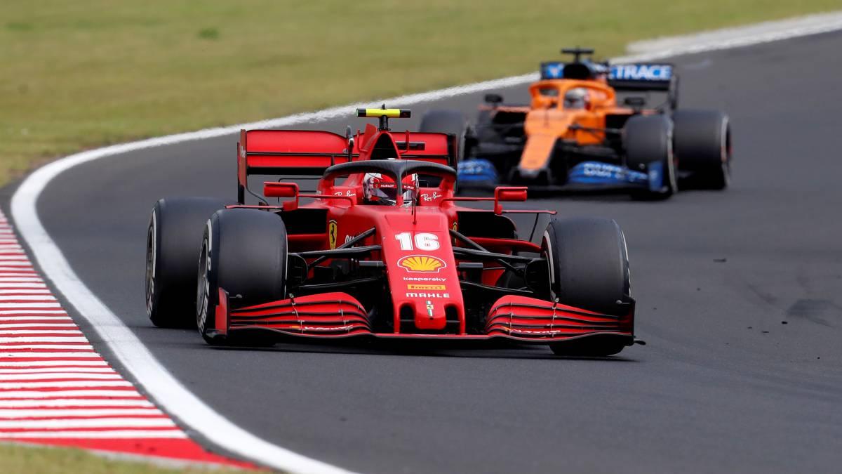 Summary-of-the-Free-Monza:-Domina-Mercedes;-Sainz-sixth