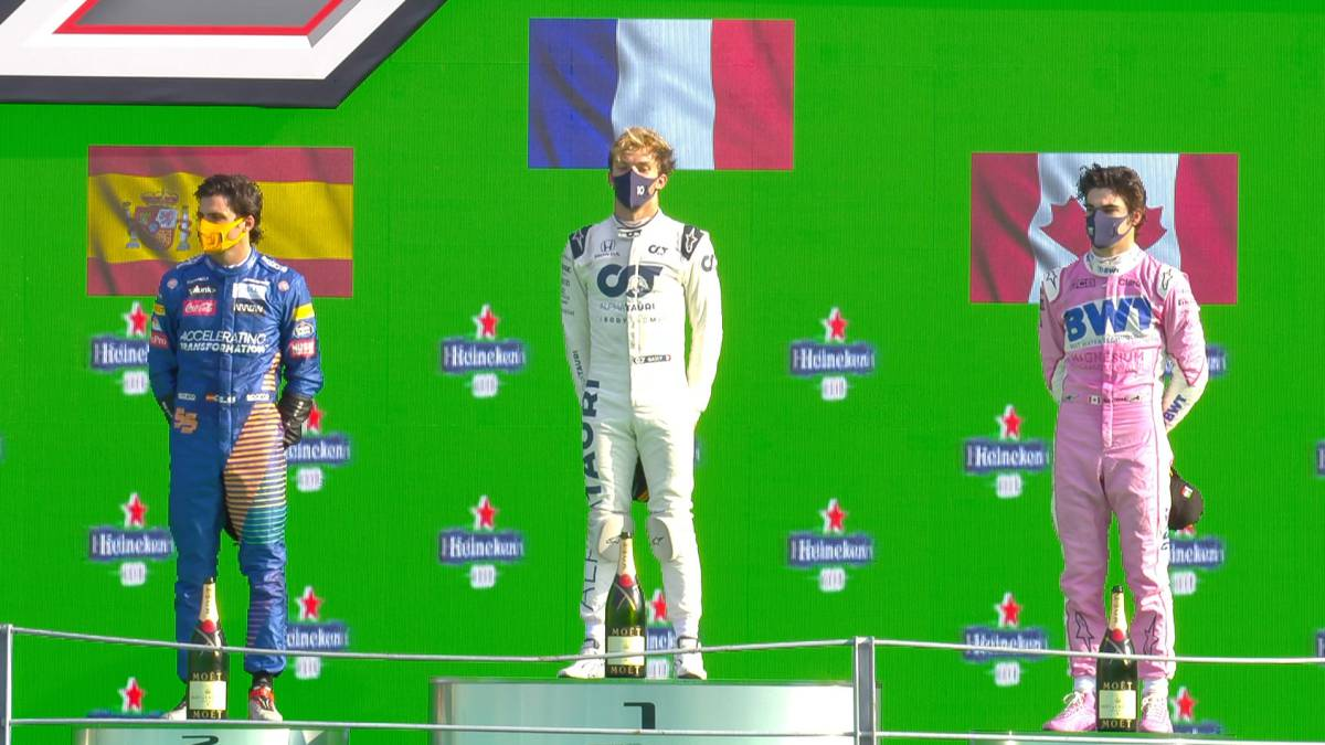 F1-results:-classification-of-the-Italian-GP-and-this-is-how-the-World-Cup-goes