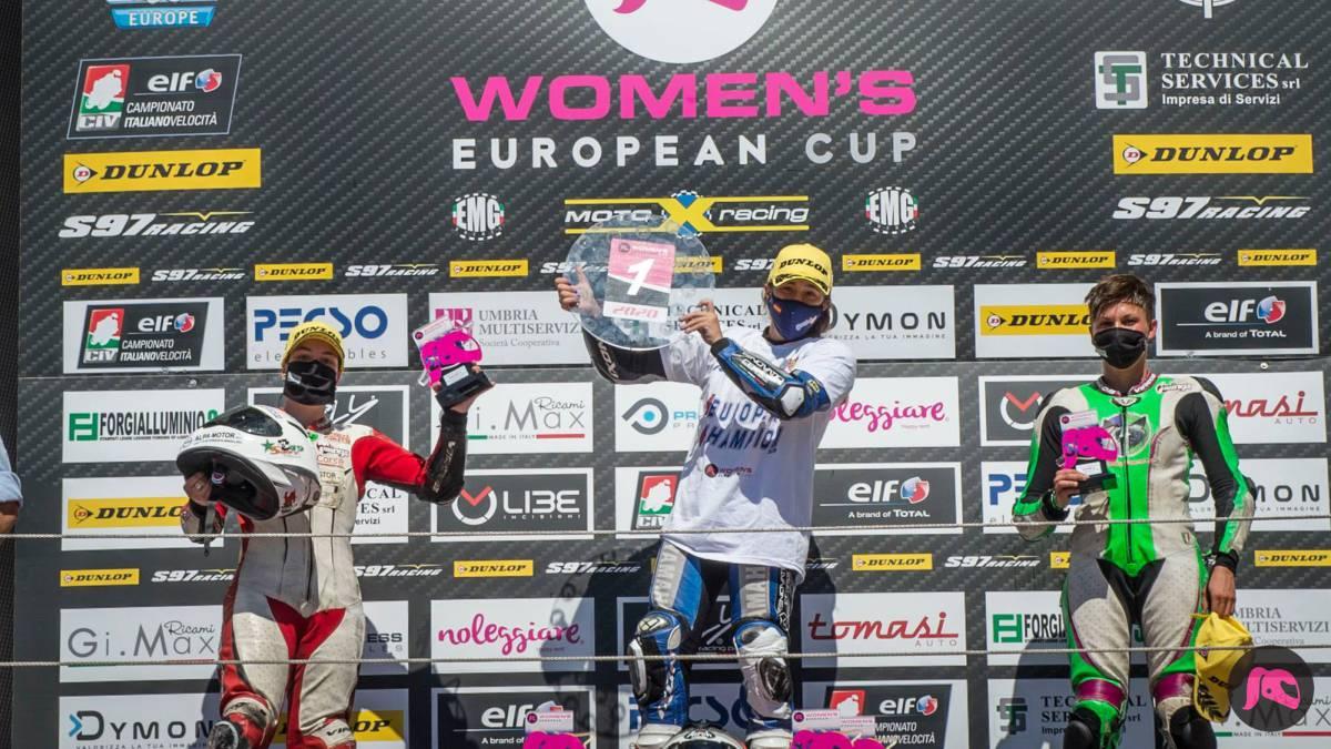 Beatriz-Neila-champion-of-the-Women's-European-SS300-Cup