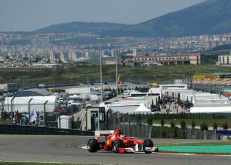Turquía negocia meter 100.000 personas en su regreso a la F1