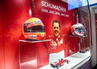 """Michael Schumacher se encuentra """"en un estado vegetativo"""""""