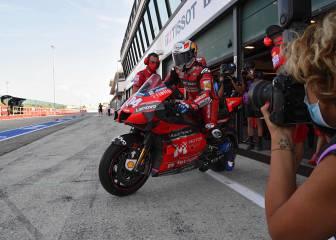 MotoGP Emilia Romagna 2020: horario, TV y dónde ver las carreras en directo online