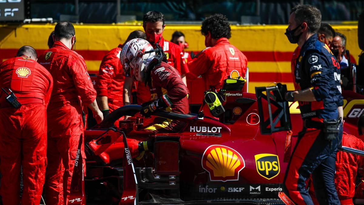 "Villenueve:-""Ferrari-could-have-been-the-current-Mercedes"""