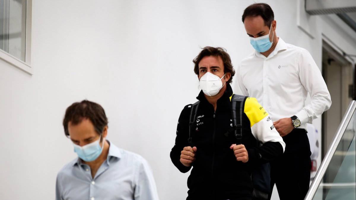 Alonso-back-to-Enstone