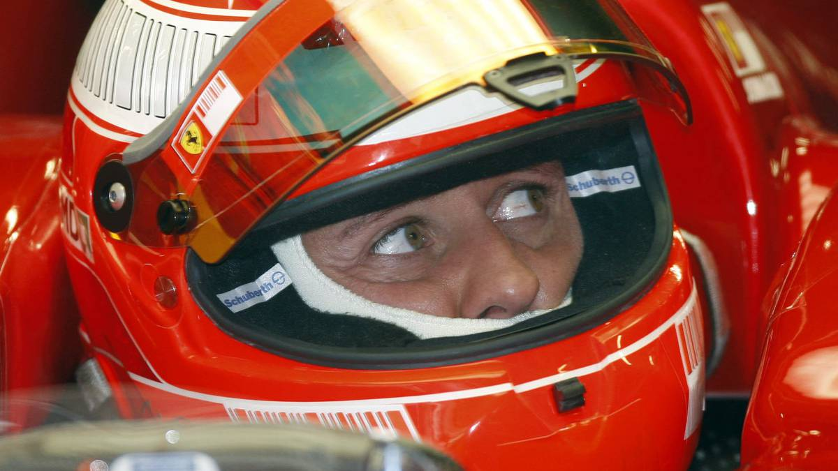 "Schumacher-""does-not-speak-communicates-with-the-eyes"""