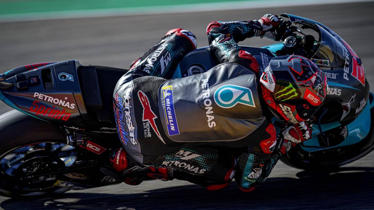 MotoGP-results:-starting-grid-of-the-race-in-Alcañiz